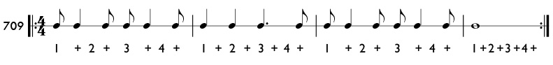 Rhythm Practice Patterns